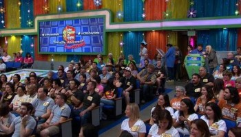Socially Awesome Week on The Price Is Right (CBS)