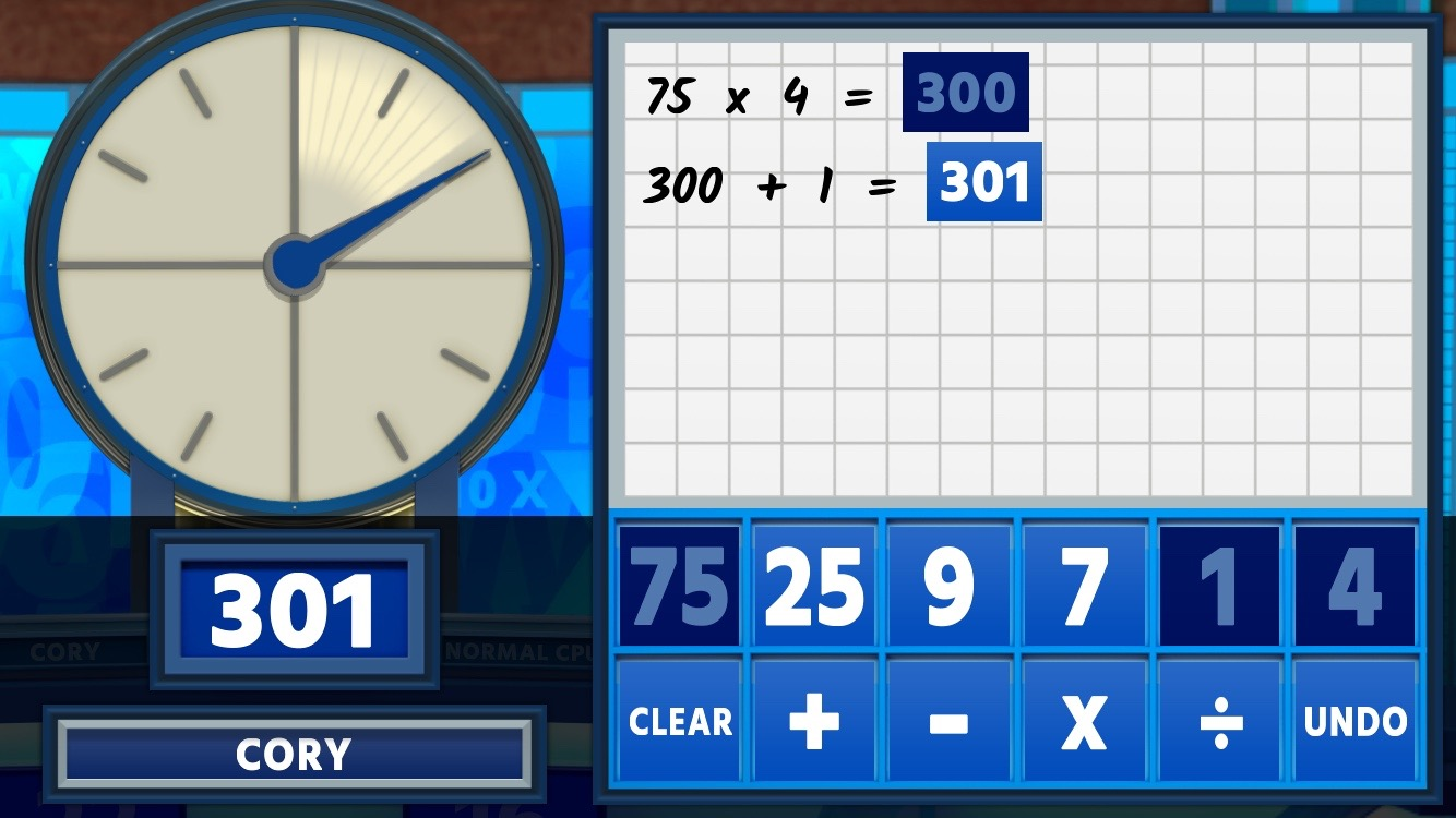 cats does countdown 9 letter word