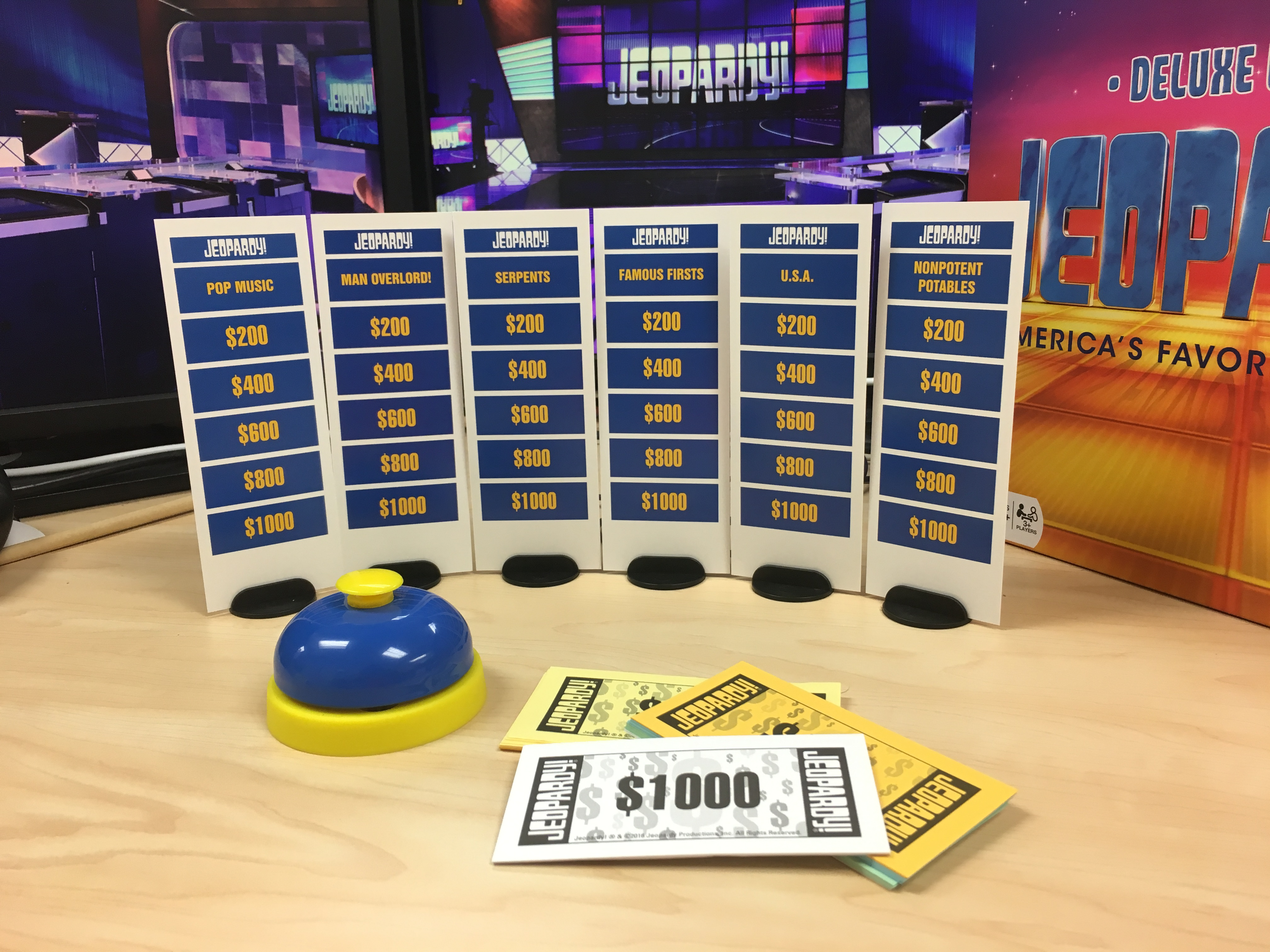 Review: Jeopardy! from Outset Media – BuzzerBlog